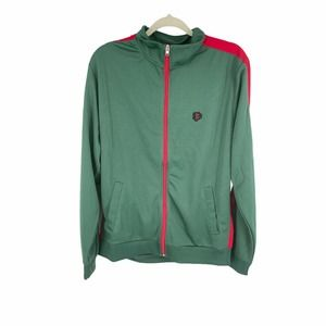 South Pole Lightweight Full Zip Polyester Jacket
